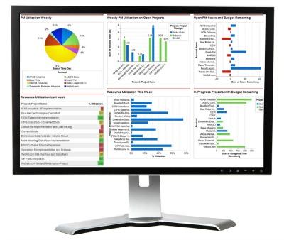 Salesforce Project Management