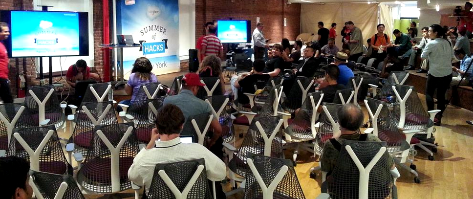 salesforce summer of hacks