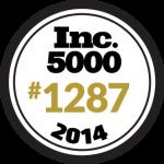 Internet Creations Inc 5000 Rank #1287