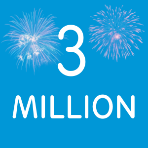 3 million appexchange