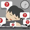 guy experiencing survey fatigue