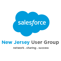 Salesforce NJ User Group Logo