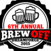 dreamforce 6th annual brew off logo