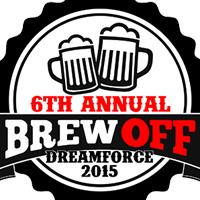 dreamforce 6th annual brew off logo