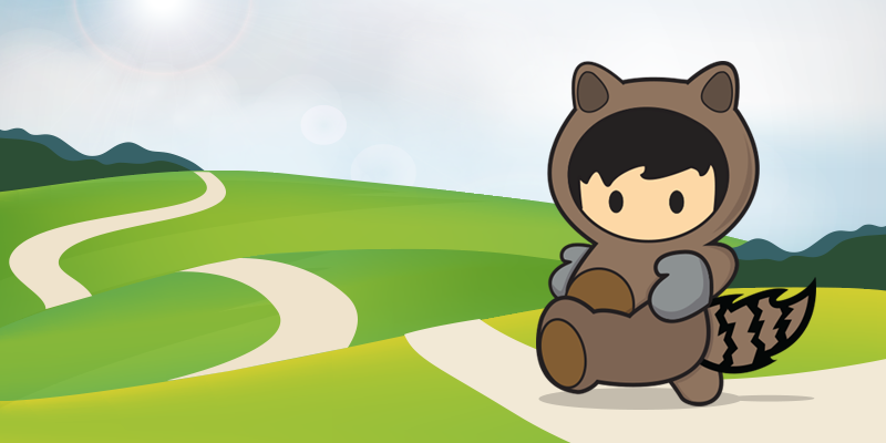 salesforce trailhead review lightning experience for sales reps