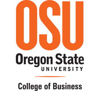 oregon state university college of buisness logo