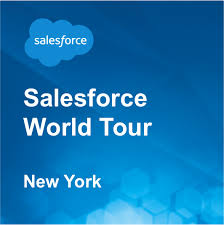 salesforce world tour nyc