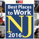 "Internet Creations Named NJBIZ ""Best Place to Work in New Jersey"" for Second Straight Year"