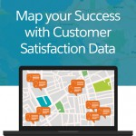 Map your Success with Customer Satisfaction Data – with Simple Survey & Geopointe
