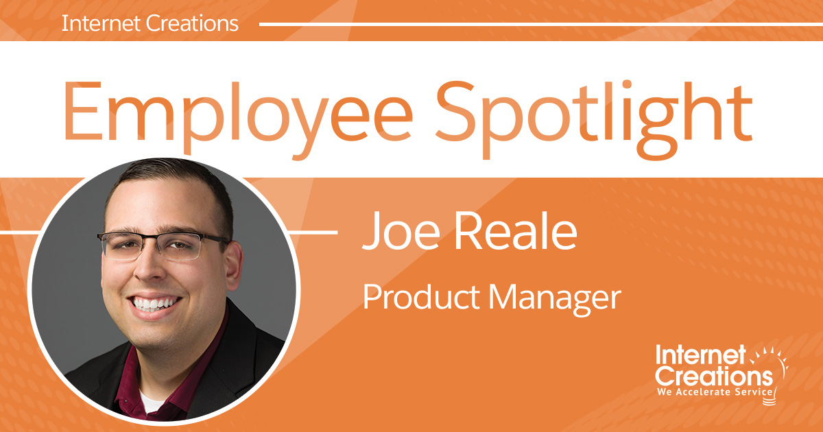 Joe Reale Spotlight