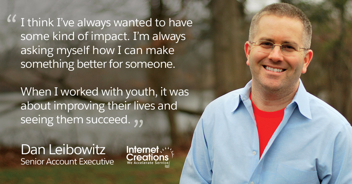 Dan Leibowitz, Senior Account Executive