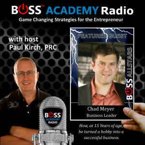 Chad Meyer Boss Academy Radio