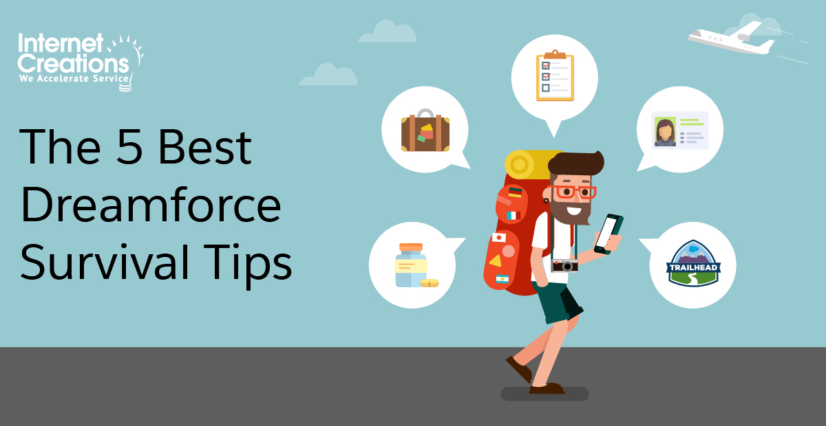 Best Dreamforce Survival Tips